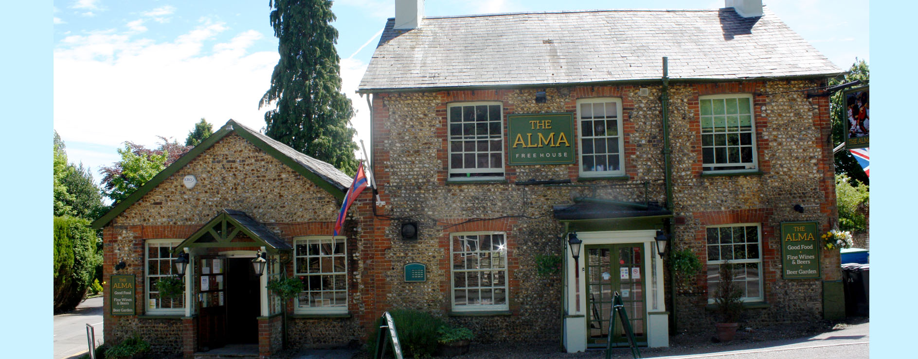 The Alma Public House